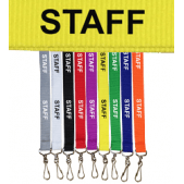 Staff School Lanyards