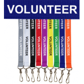 Volunteer School Lanyards