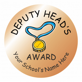 Deputy Head Teacher Bronze Rewards