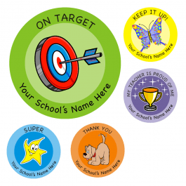 An image of Teachers Classroom Stickers