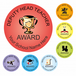 An image of Deputy Head Teacher Rewards