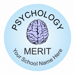 Psychology Reward Stickers - Classic