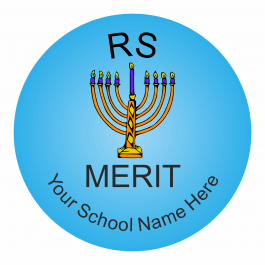 RS Multi-Faith Reward Stickers - Classic