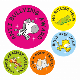 Anti-Bullying Stickers