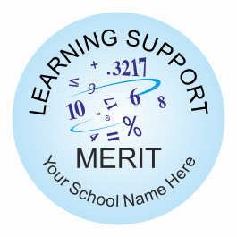 Learning Support Reward Stickers - Classic