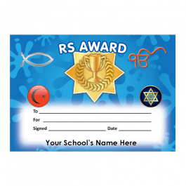 RS Certificate Set 4
