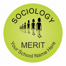 Sociology Reward Stickers - Classic