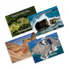 Geography Praise Postcards - Pick and Mix