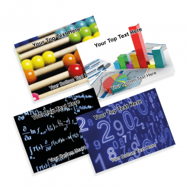 Math Praise Postcards