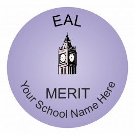EAL Reward Stickers - Classic