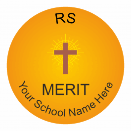 RS Christianity Reward Stickers - Classic