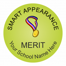 Smart Appearance Reward Stickers - Classic