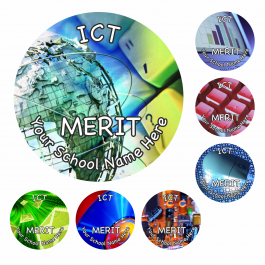 An image of ICT Reward Stickers - Photographic