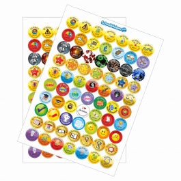 An image of Science Reward Stickers - Variety Pack