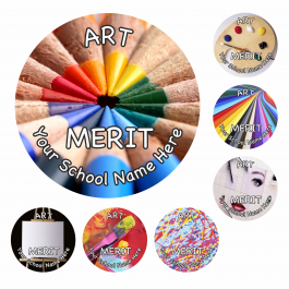 An image of Art Reward Stickers - Photographic