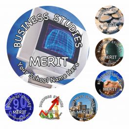 An image of Business Studies Reward Stickers - Photographic