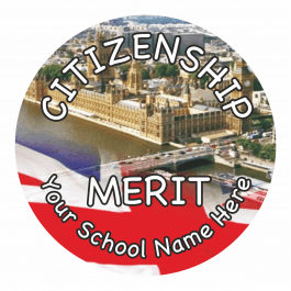 Citizenship Reward Stickers - Photographic