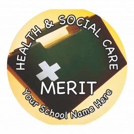 Health And Social Care Reward Stickers - Photographic