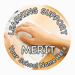 Learning Support Reward Stickers - Photographic