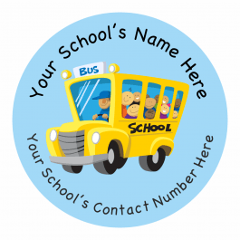JUMBO School Trip Stickers