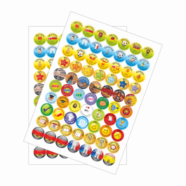 MFL Reward Stickers - Variety Pack