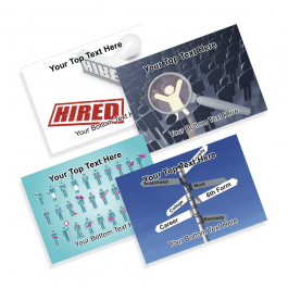 Careers Praise Postcards