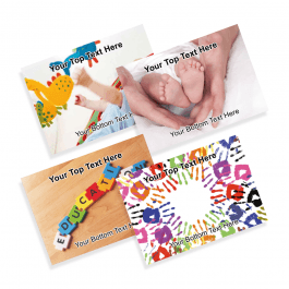Child Development Praise Postcards