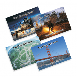 Engineering Praise Postcards