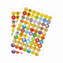 Art & Design Reward Stickers - Variety Pack