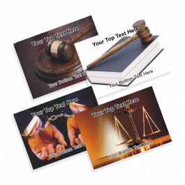 Law Praise Postcards