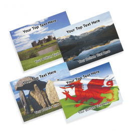 Welsh Praise Postcards