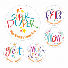 Kirsten Burke Super Stickers