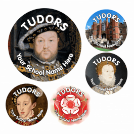 An image of Tudors Stickers - Small Pack