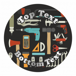 Design Technology Customisable Stickers