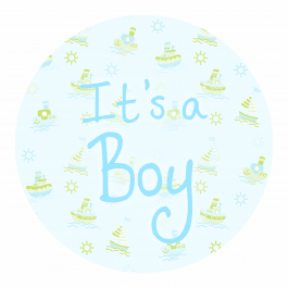 It's a Boy! - Boat Design