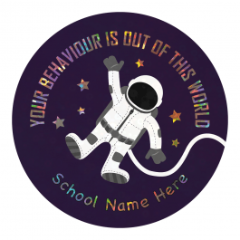 Out of this World Sparkle Stickers