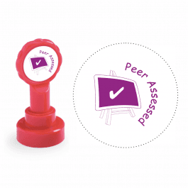 Xclamation Peer Assessment Stamp