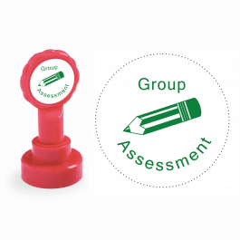 Xclamation Group Assessment Stamp