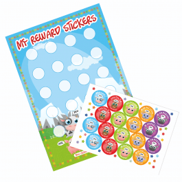 A3 Farm Reward Charts and Stickers