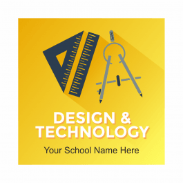 Design & Technology Academic Reward Stickers