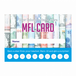 MFL Punch Cards