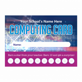 Computing Punch Cards