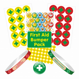 First Aid Bumper Pack