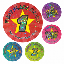 Star Sports Day Sparkly Rewards