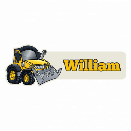 Digger Name Labels