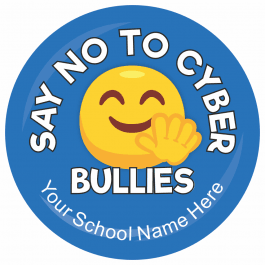 Anti Cyber Bullying Stickers