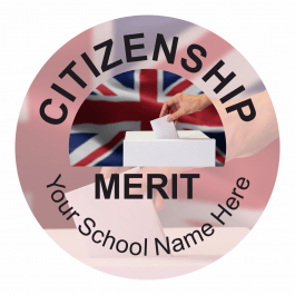 Citizenship Capture Stickers