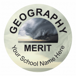 Geography Capture Stickers