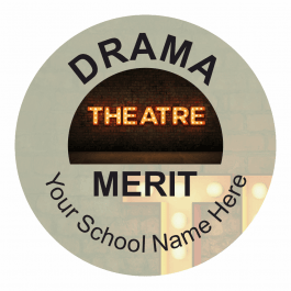 Drama Capture Stickers
