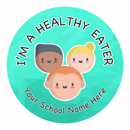 Healthy Eating Multi Award Stickers